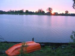 Беломорско-Балтийский канал. С. Шижня. 16.06.2004