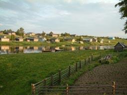Поморское село Нюхча