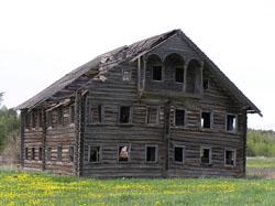 Дом в д.Вегорукса
