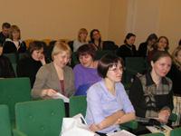 Участники первого научно-практического семинара. 21.03.2007 г.