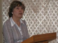 Директор Института ЯЛИ КарНЦ РАН д.ф.н. И.И. Муллонен открывает семинар. 16.04.2008 г.