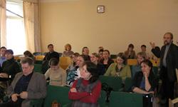 Участники семинара. 16.04.2008 г.